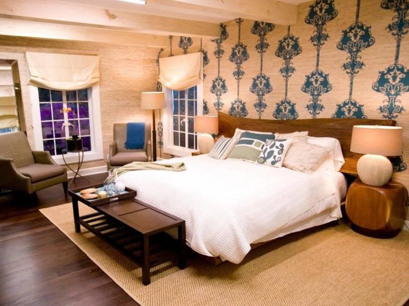 Декор спальни: 105 фото примеров декора интерьера современных спален
