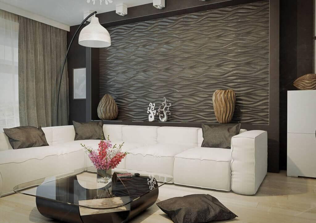 Панели для внутренней отделки стен: виды, материалы и дизайн