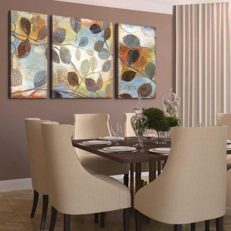 Роспись стен в интерьере: необычное решение в квартире и доме