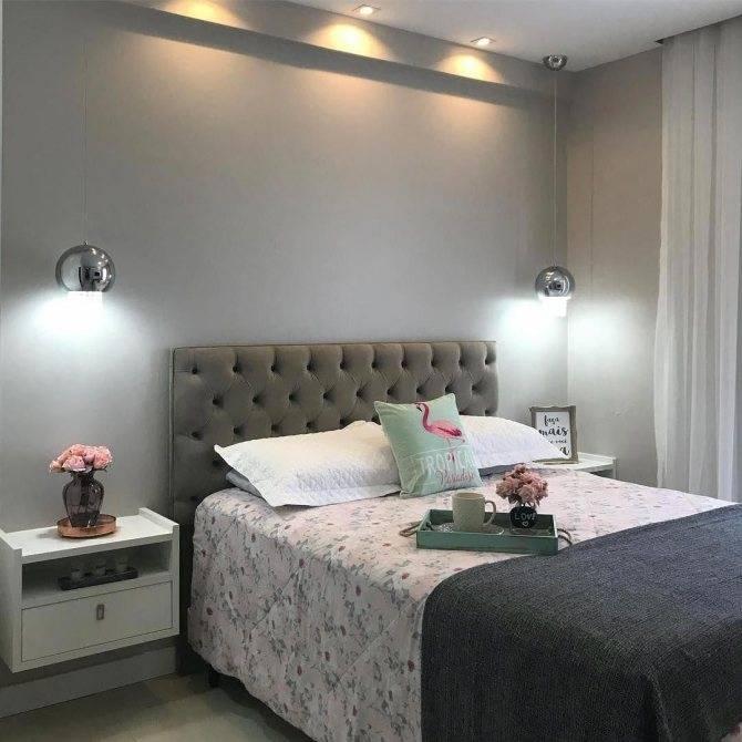Бра над кроватью: разновидности и варианты ламп
