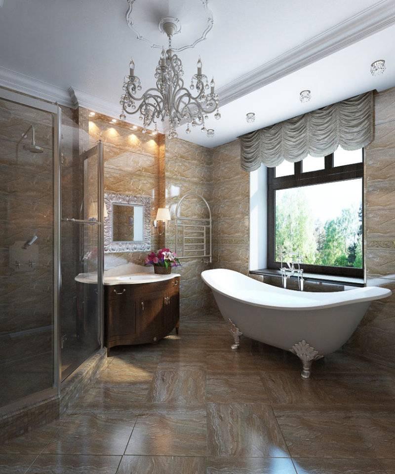 Раздельная ванная комната - 100 фото лучших идей дизайна маленькой ванной