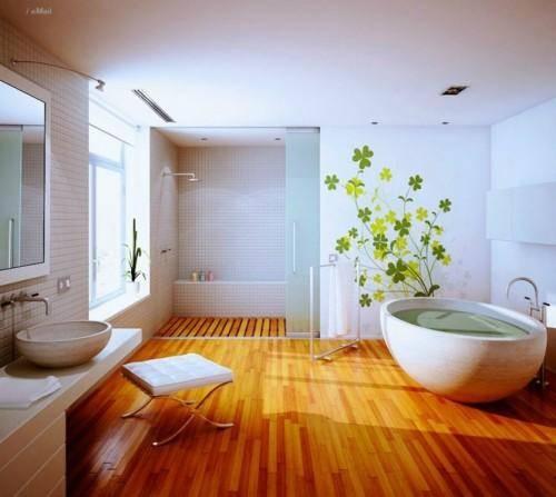 Отделка туалета: выбор материала и монтаж своими руками пошагово (40 фото)
