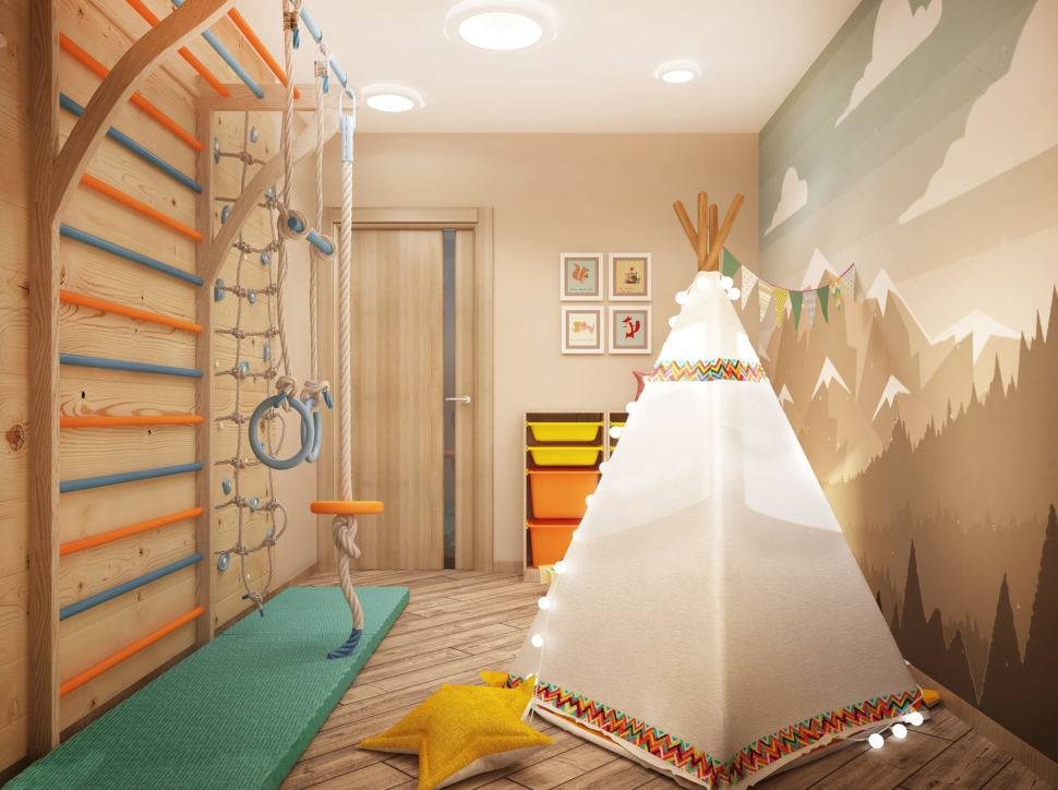 Детская комната для двоих детей: 100 фото-идей для дизайна интерьера