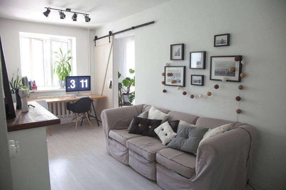 Скандинавский стиль в интерьере квартиры (63 фото): дизайн малогабаритных помещений, реальные проекты для маленьких помнат