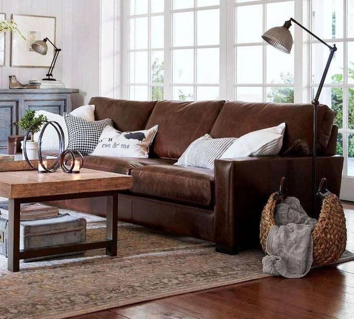 Цвет дивана, популярные решения, полезные советы дизайнеров