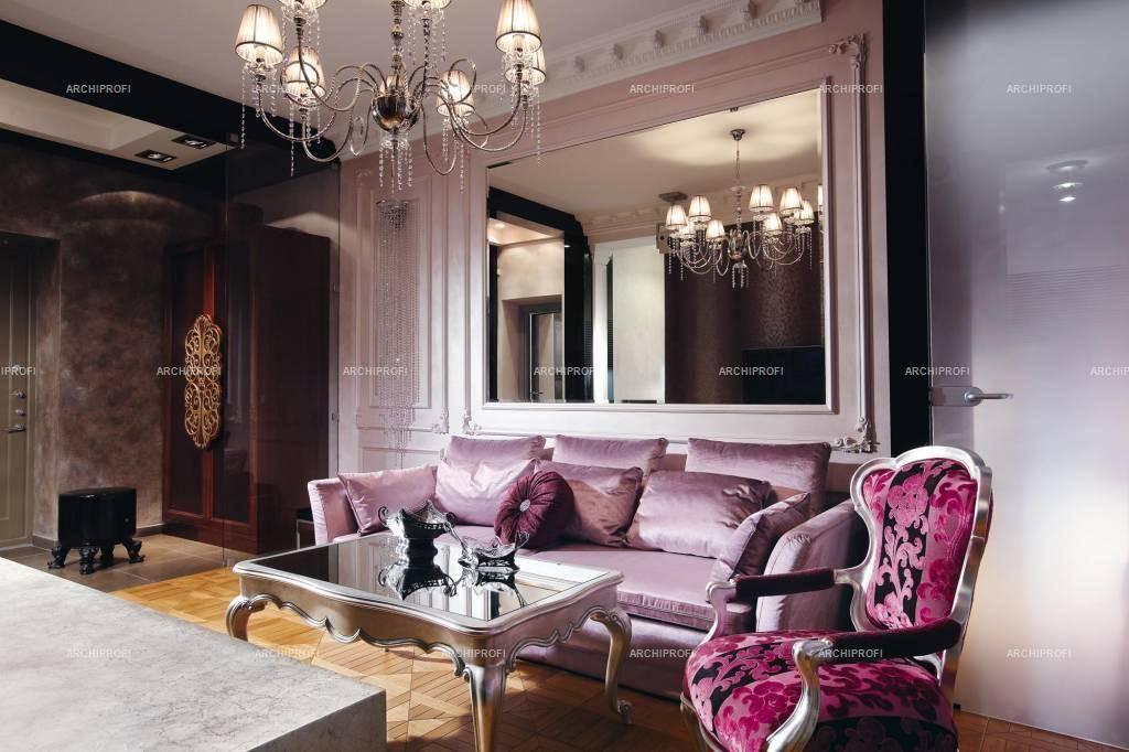 Гостиная в стиле арт-деко: модно ли в 2021