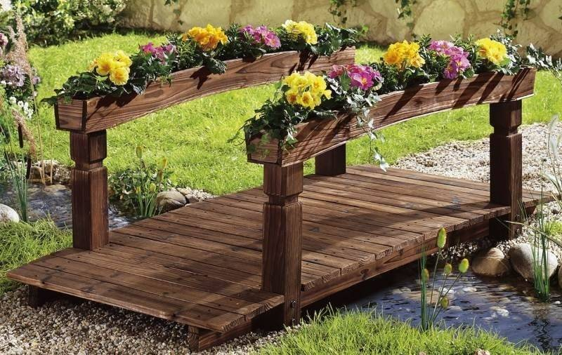 Декор для сада — 140 фото вариантов оформления сада, разновидности элементов декора + пошаговая инструкция изготовления своими руками