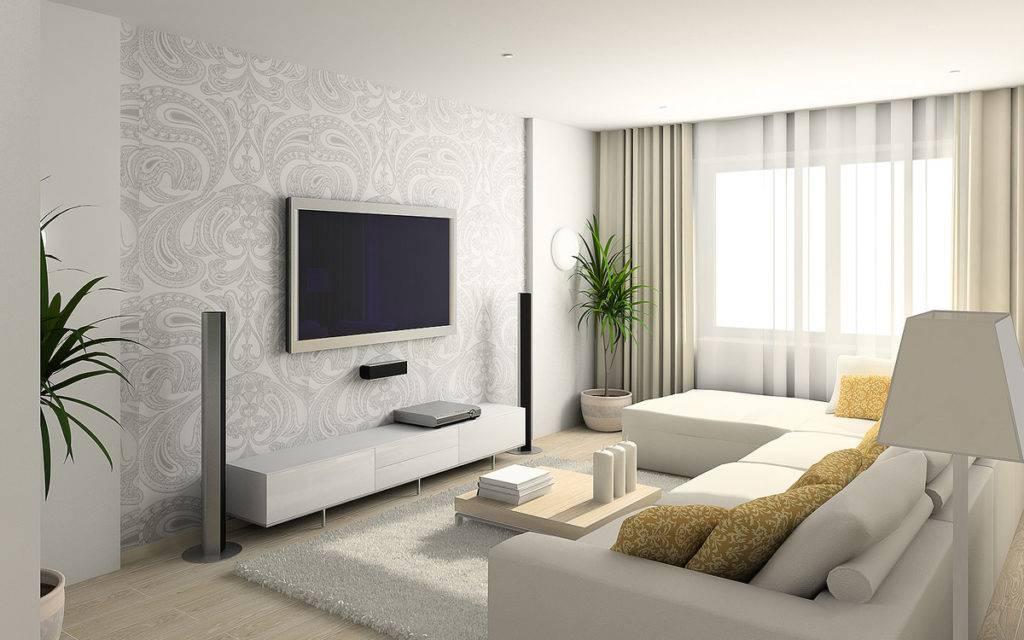 Красивые обои в зал фото: дизайн в квартире, интерьер, поклейка на стену в доме, в хрущевке, наклейки скомбинировать, подобрать, видео