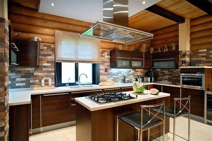 Кухня-столовая - планировка комнаты и деление на зоны. классические и современные стили для кухни-столовой. достоинства и недостатки (фото + видео)