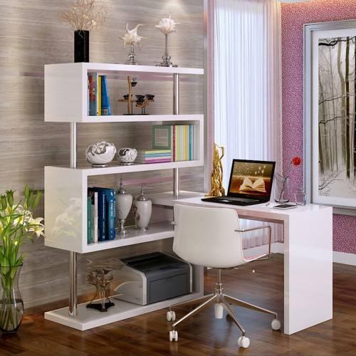 Письменный стол для школьника: критерии выбора по материалу и дизайну