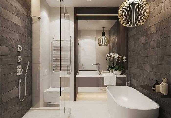 Бюджетный дизайн ванной: интересные варианты + 150 фото идей недорогого и стильного оформления интерьера