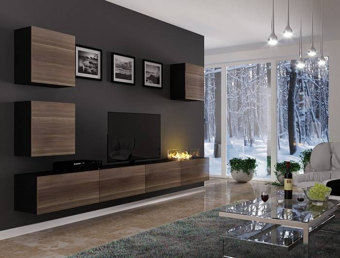 Дизайн маленькой гостиной - фото 2019 года, 100 современных идей