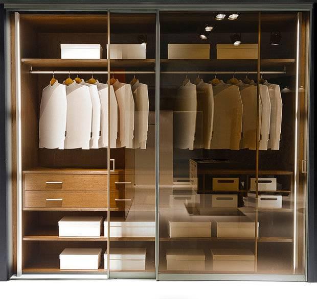 Дизайн шкафа купе: стильные, красивые современные фасады в интерьере: фотографии  - 30 фото