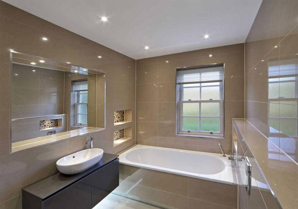 Потолок в ванной, какой лучше сделать? рекомендации мастера по выбору конструкции и отделочных материалов