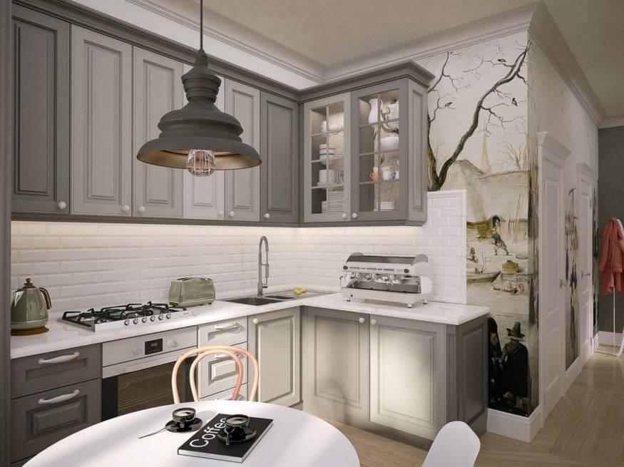 Как оформить кухню в стиле ретро?