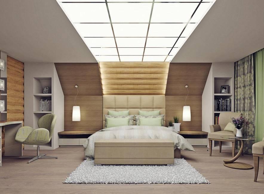 Мансардный этаж - топ-130 фото и видео дизайнов мансардных этажей. назначение и достоинства. выбор материалов отделки. стилистика и цветовая гамма. мебель для мансарды