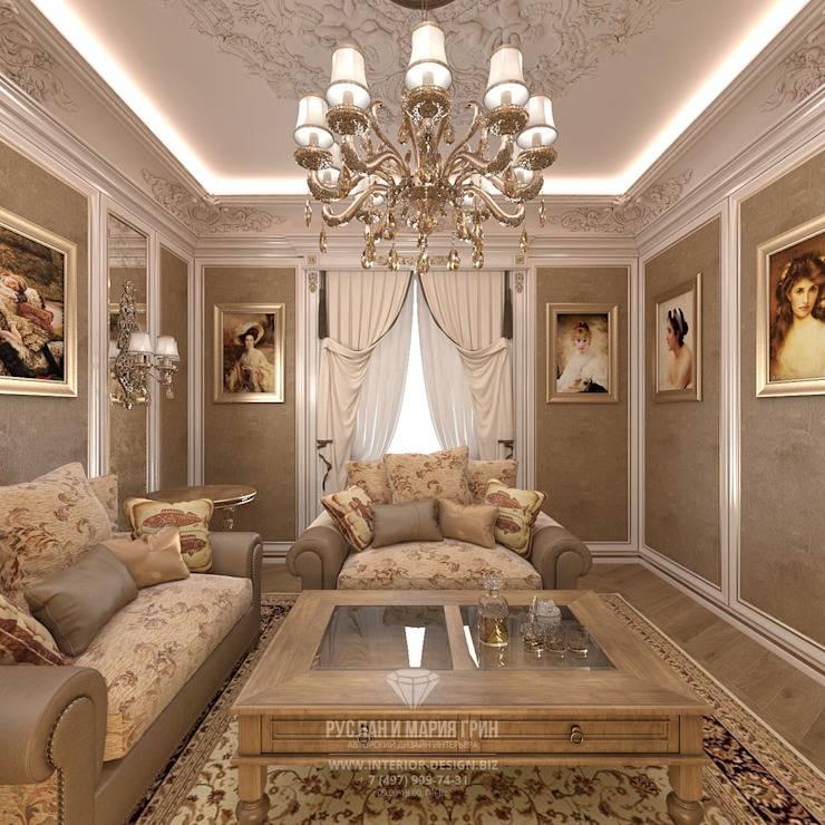 Элегантная, роскошная, совершенная: какой должна быть классическая гостиная