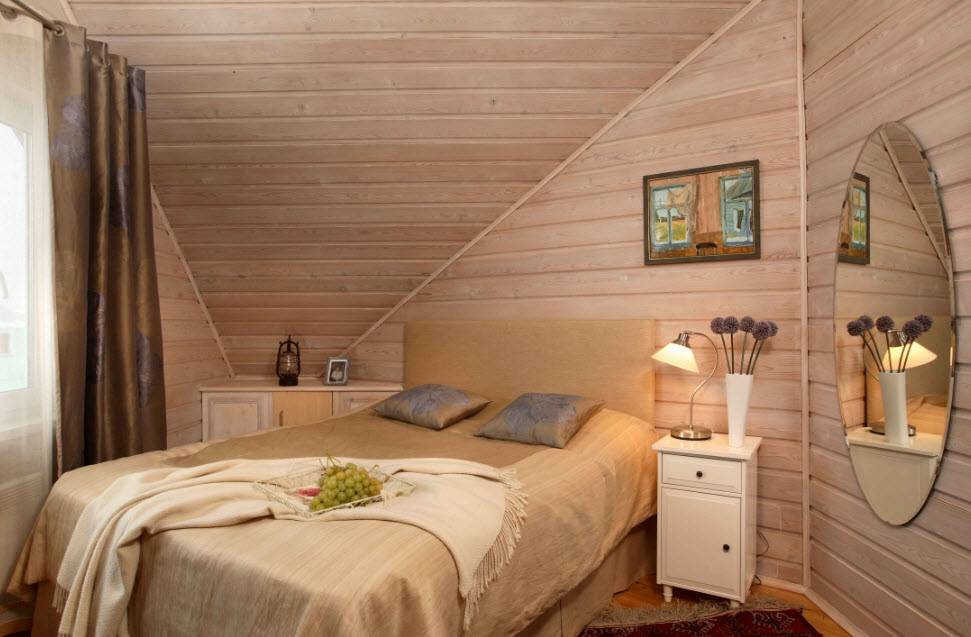 Деревянная спальня — топ-200 фото новинок мебели из массива дерева (дизайн интерьера с лучшими идеями)