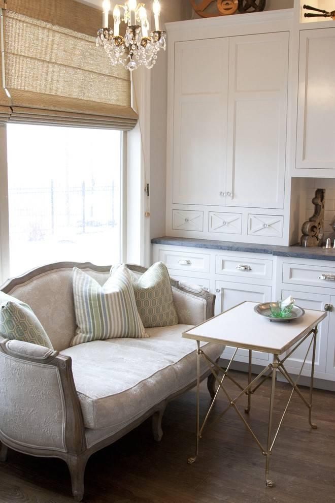 Как сделать спальное место на кухне: мягкий уголок, диван, кровать (+50 фото идей)