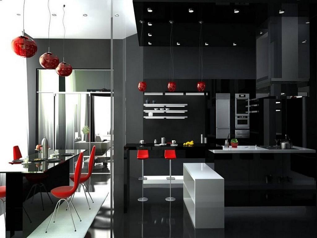 Кухня в стиле хай-тек: 100 фото новинок в оформлении кухни, особенности стиля. правила дизайна в стиле хай-тек