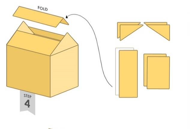 Как сделать домик своими руками