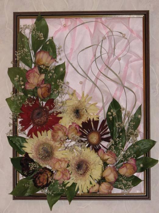 Цветочные композиции из сухоцветов своими руками - мастер класс и идеи, фото | своими руками - как сделать самому