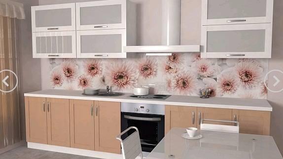 Лучшие панели для кухни: виды стеновых панелей