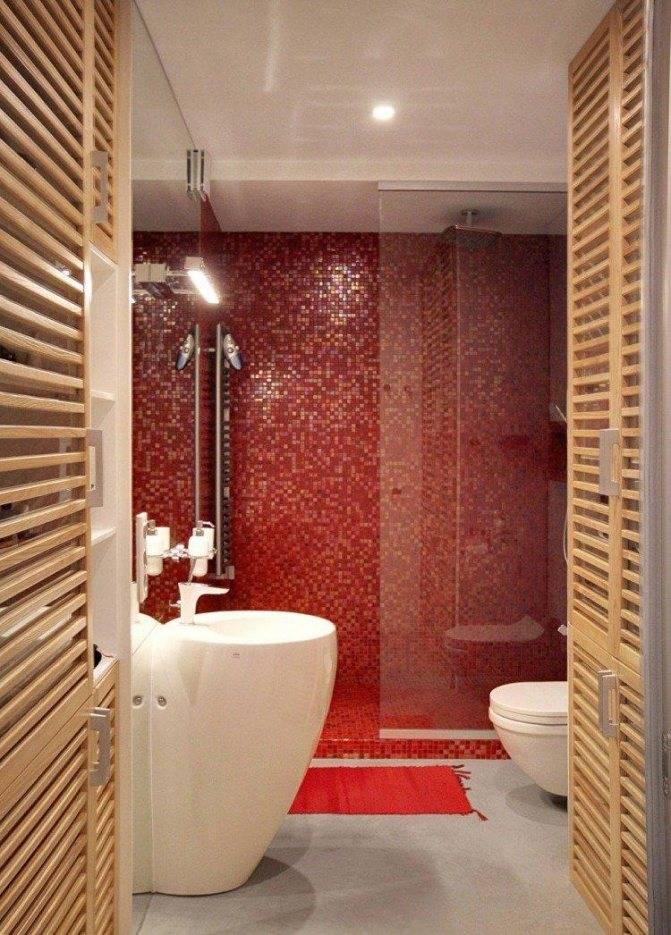 Плитка с мозаикой в ванной: красивые фото, дизайн, применение мозаичной плитки