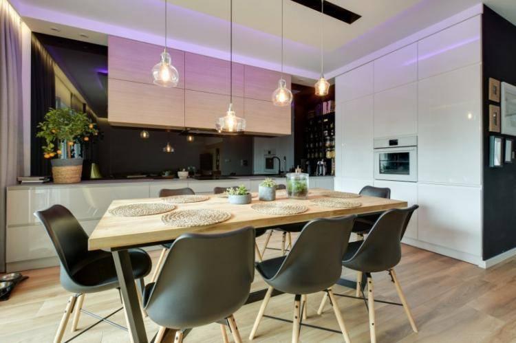 Кухня площадью 8 кв. метров: 90+ фото примеров от профессинальных дизайнеров