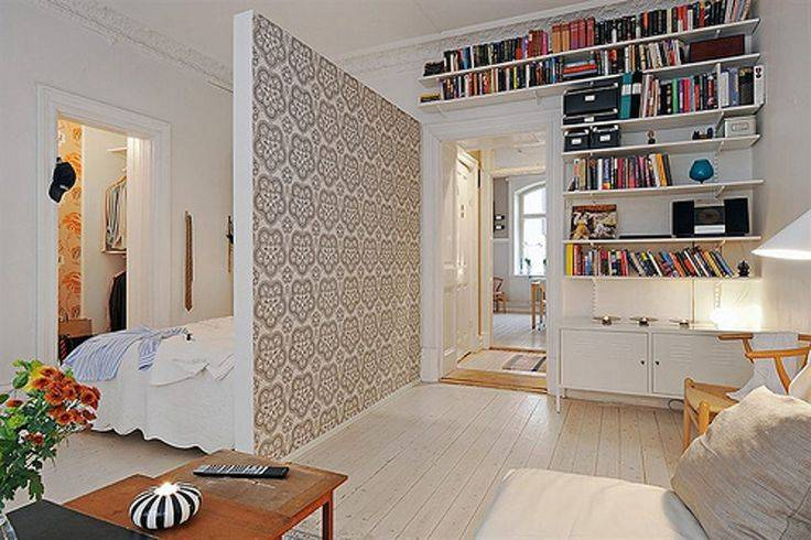 Интерьер маленькой квартиры (77 фото)   100+ идей !!!