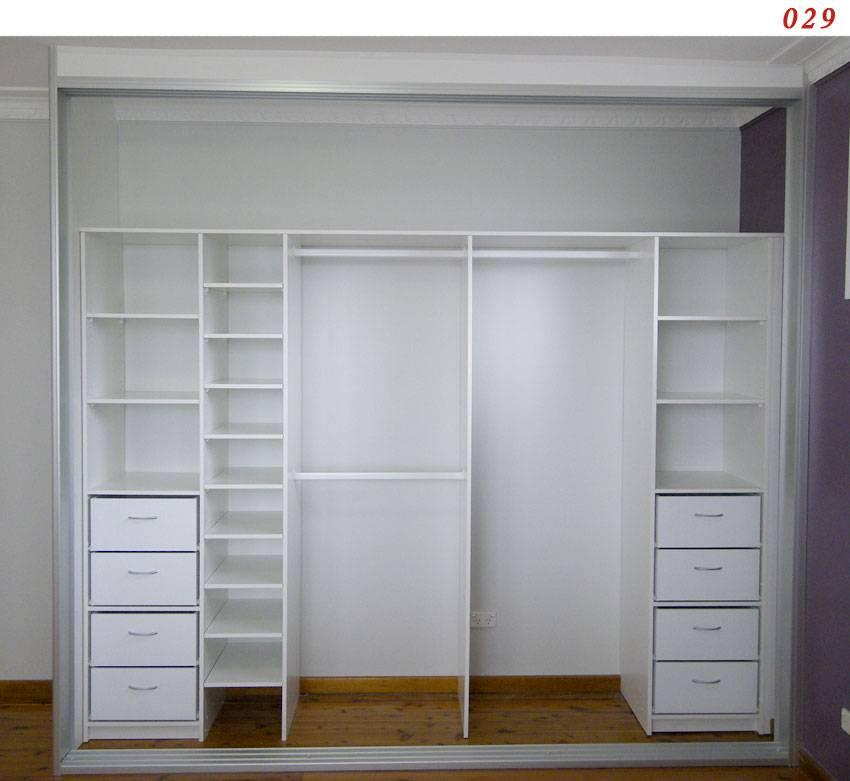 Встраиваемый шкаф в спальню — стильные идеи, лучшие фасады и советы по применению в дизайне интерьера