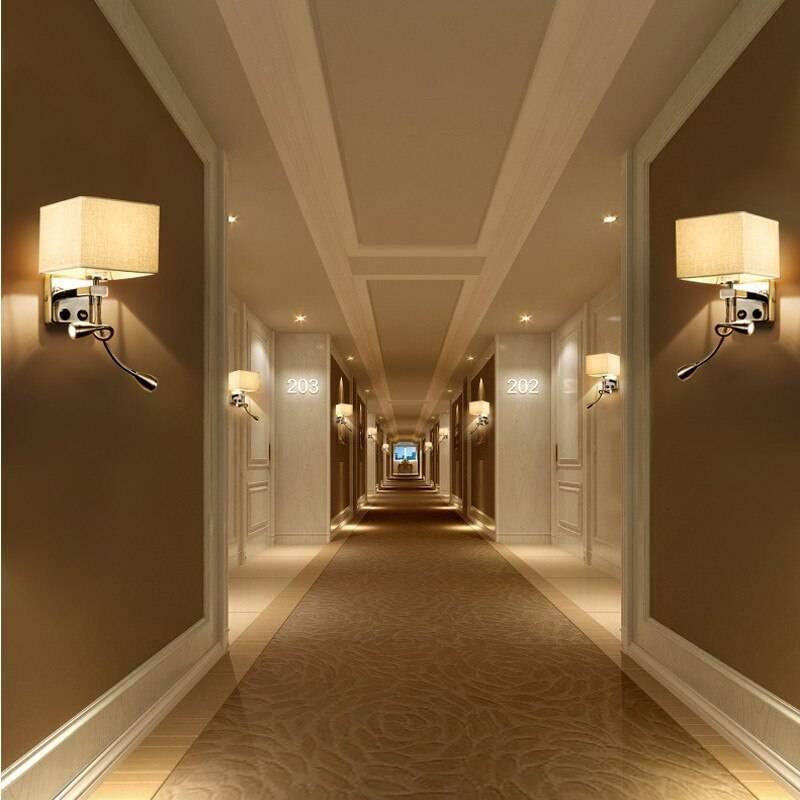 Освещение в прихожей — правила выбора светильников и варианты идеального освещения