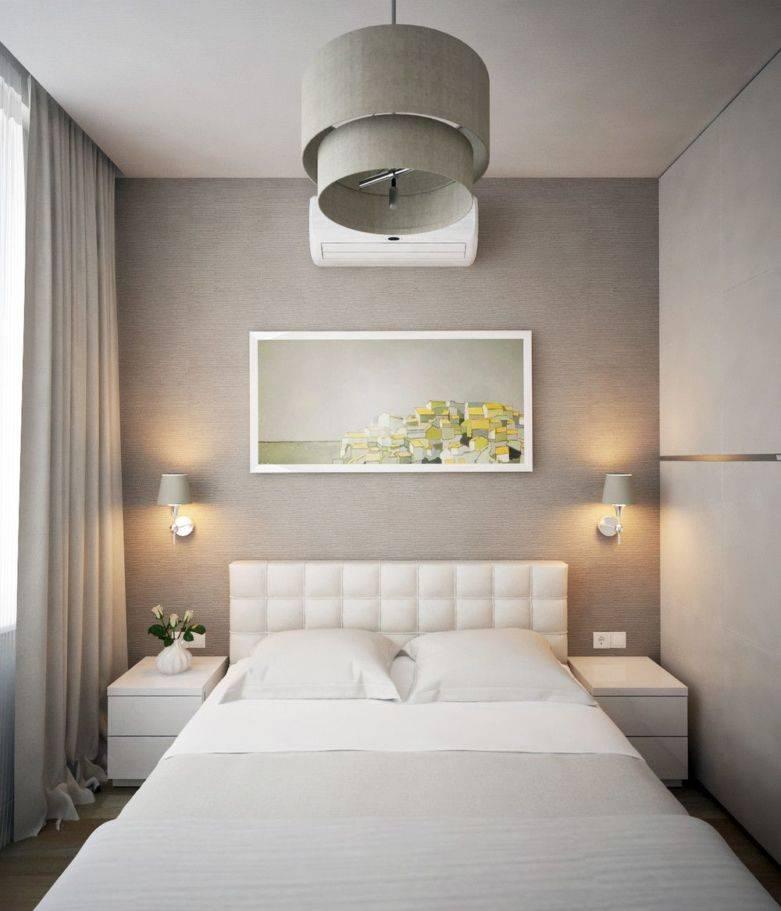 Маленькая спальня - обзор лучших идей, как оформить интерьер небольшой спальни (100 фото)