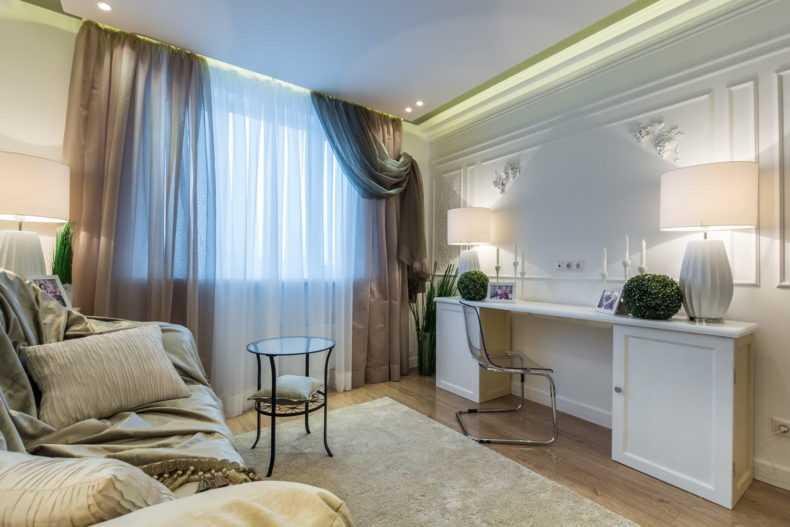 Красивые шторы в спальню: фото новинки 2021 года в современном стиле, лучшие идеи сочетания цветов и дизайна штор