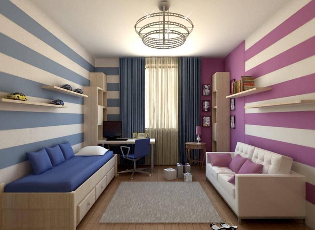 Современная комната девочки-подростка: 5 правил и 124 фото