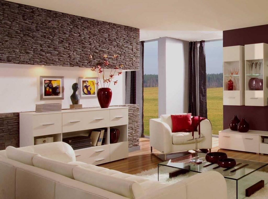 Идеи декора гостиной