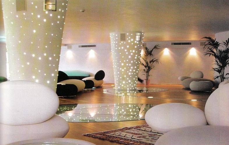 Декоративное освещение - особенности, интересные идеи и рекомендации