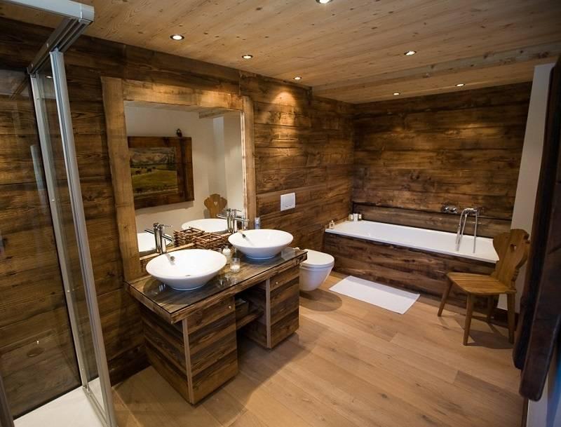 Из какого материала можно сделать хороший потолок в ванной комнате