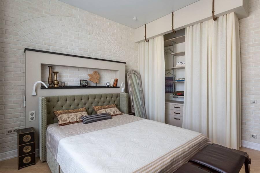 Спальня 8 кв. м. — идеи оригинального дизайна в малогабаритной спальной комнате, удачные варианты планировок