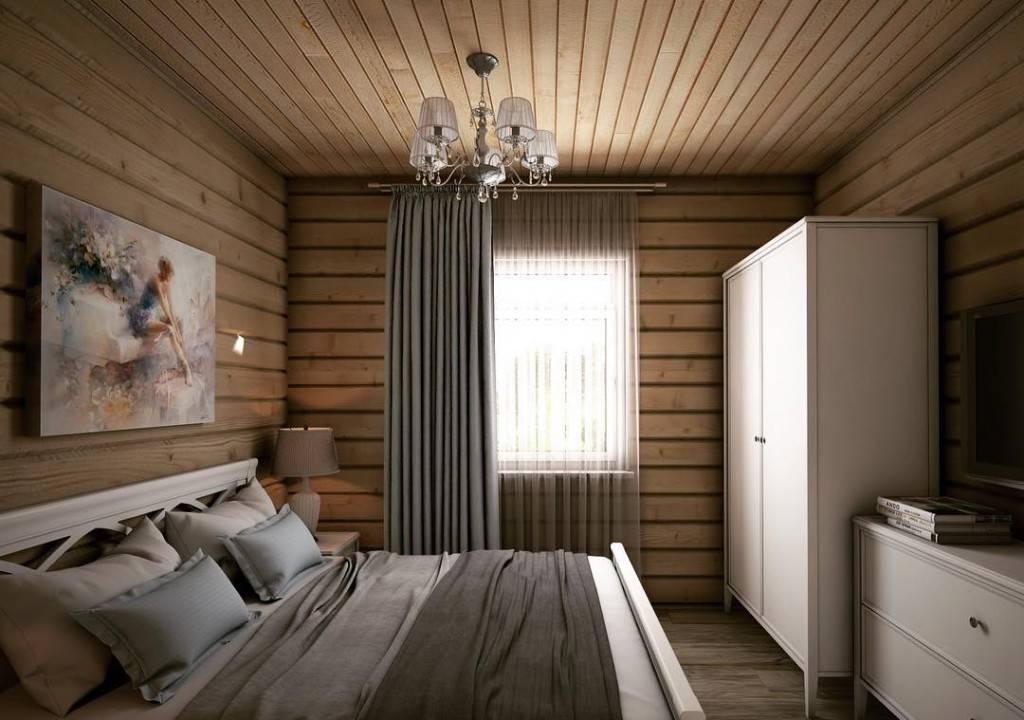 Спальня в доме — дизайн интерьера в загородном доме, примеры разбивки на зоны, фото обзор идей и лучших вариантов