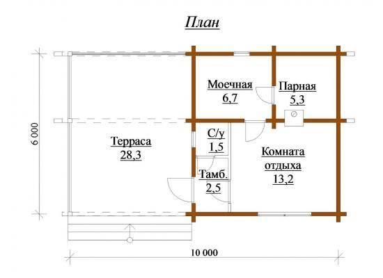 Бани с террасой (74 фото): проекты бани и террасы под одной крышей, каркасные бани из пеноблока с летней кухней и другие варианты