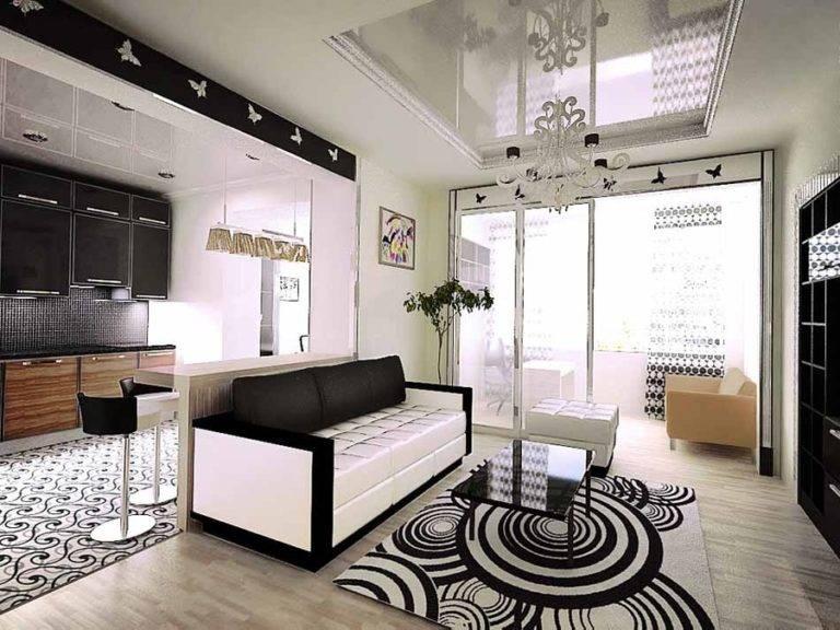 Идеи дизайна интерьера квартиры или дома в стиле арт-деко (60+ фото)