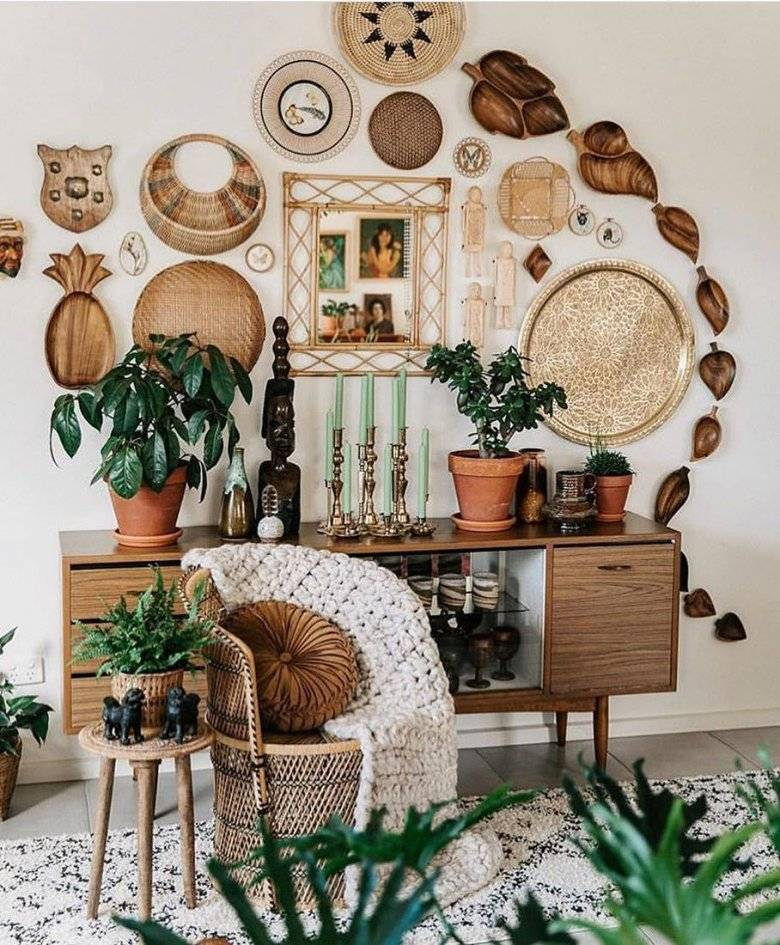 Интересные идеи и необычные решения в интерьере для дома - 29 фото