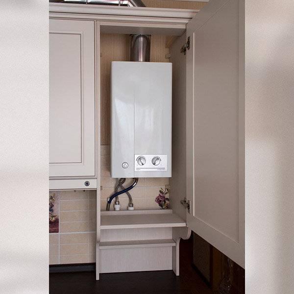 Котел на кухне в интерьере: 3 варианта самостоятельного декора | дневники ремонта obustroeno.club