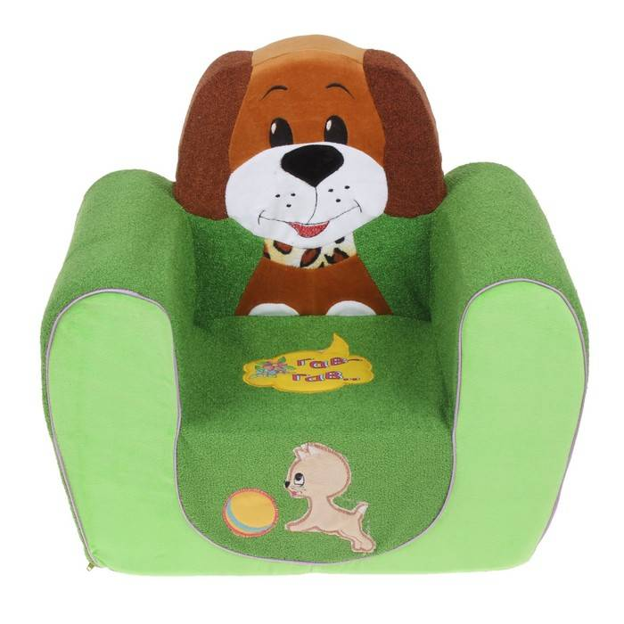 Выбираем детское кресло