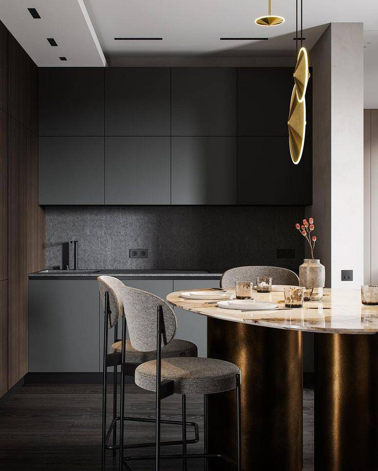 Дизайн кухни 2022 – креативные идеи для оформления стильного и функционального интерьера (фото)