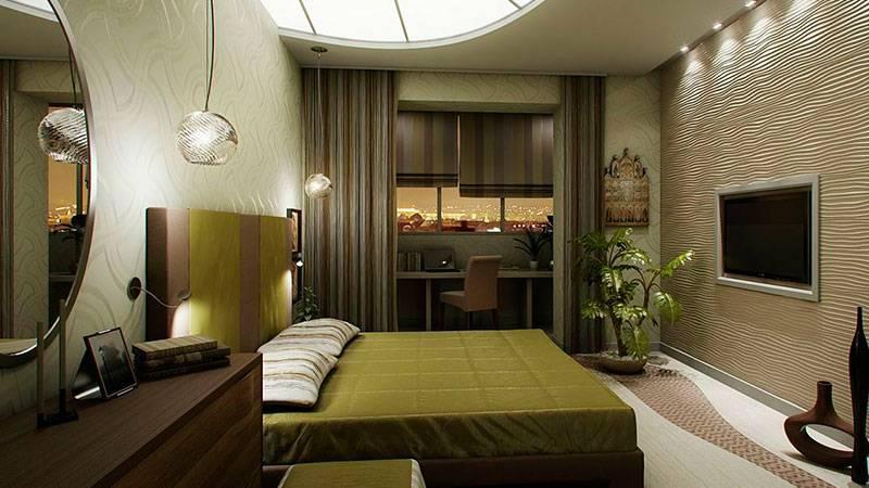 Студия 25 метров: дизайн. дизайн квартиры-студии 25 кв. м.: идеи зонирования и интерьеры