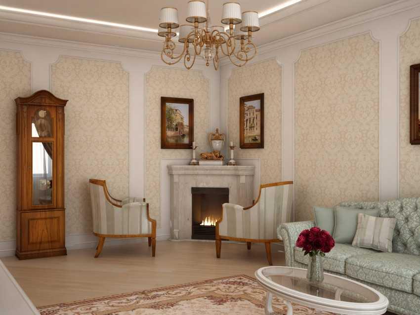 Квартира в классическом стиле — главные идеи дизайна и нюансы классического оформления квартиры (130 фото и видео)