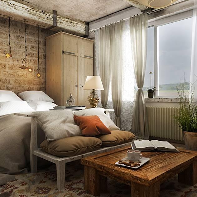 Дизайн квартиры в стиле лофт - 90 фото, красивые интерьеры, идеи ремонта и отделки комнат