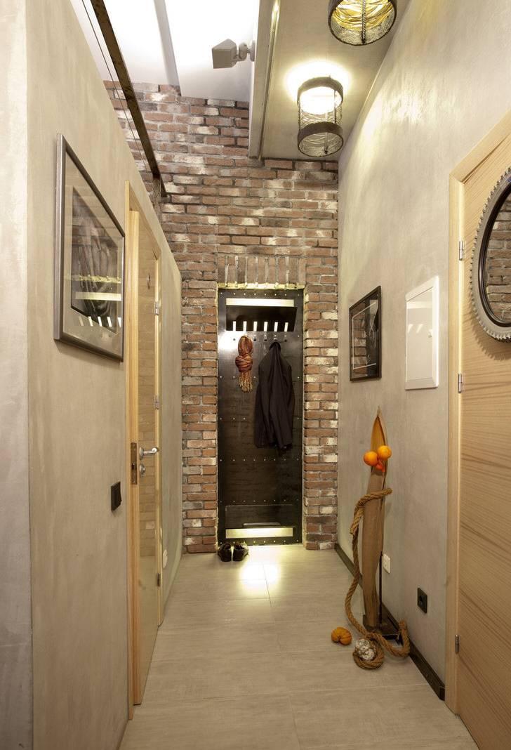 Ремонт прихожей (95 фото): в квартире своими руками, идеи дизайна интерьера